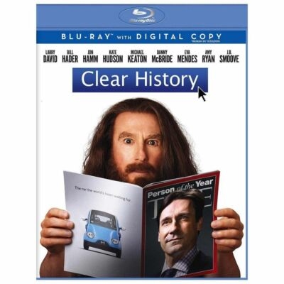 CLEAR HISTORY BLU RAY NEW SEALED OPERATION GRATITUDE