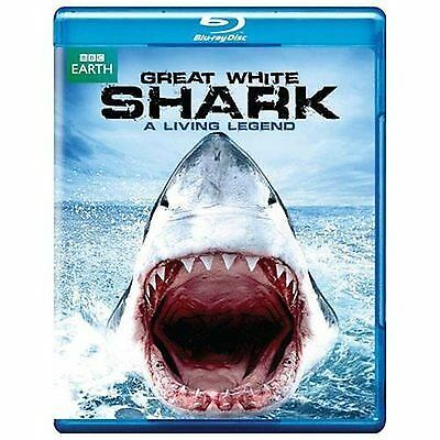 GREAT WHITE SHARK LIVING LEGEND BLU RAY  NEW SEALED OPERATION GRATITUDE