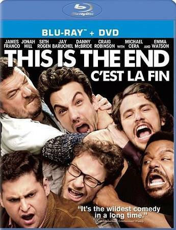THIS IS THE END BLU RAY NEW OPERATION GRATITUDE