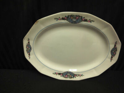 S C  COMPANY MARTHA WASHINGTON SERVING PLATTER