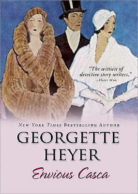 Envious Casca by Georgette Heyer (2010, Paperback)