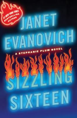 Sizzling Sixteen 16 by Janet Evanovich (2010, Hardcover)