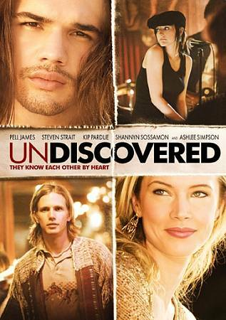 Undiscovered (DVD, 2005, Canadian)