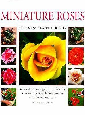 Miniature Roses by Lin Hawthorne (1999, Hardcover)