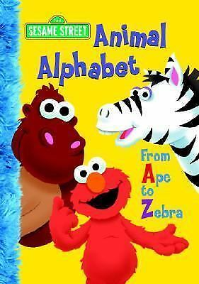 Animal Alphabet : From Ape to Zebra by Random House Disney Staff and Kara...