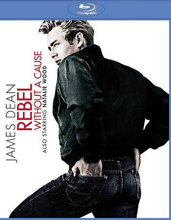 REBEL WITHOUT A CAUSE BLU RAY SEALED NEW OPERATION GRATITUDE