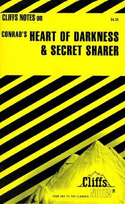 Conrad's Heart of Darkness and the Secret Sharer by Cliffs Notes Staff (1965,...