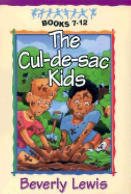 Cul-de-sac Kids Boxed Set by Lewis, Beverly