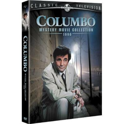 COLUMBO MYSTERY MOVIE COLLECTION 1990 DVD  NEW SEALED OPERATION GRATITUDE