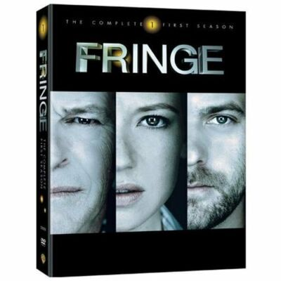 FRINGE COMPLETE FIRST SEASON DVD NEW SEALED OPERATION GRATITUDE