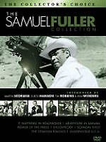 SAMUEL FULLER COLLECTION COLLECTOR'S CHOICE DVD NEW SEALED OPERATION GRATITUDE