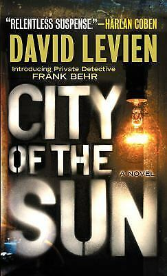 City of the Sun by David Levien (2009, Paperback)