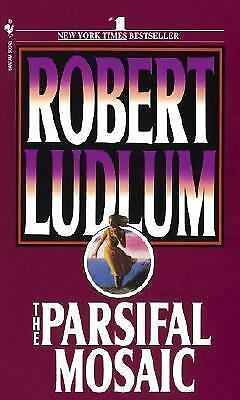 The Parsifal Mosaic by Robert Ludlum (1983, Paperback)