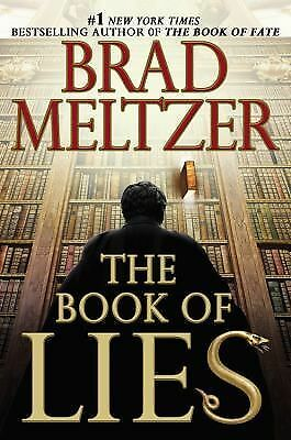The Book of Lies by Brad Meltzer (2008, Hardcover)