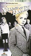 Village of the Damned (VHS, 1993) B/W, George Sanders, Barbara Shelley