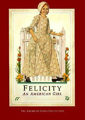 Brand New FELICITY AN AMERICAN GIRL Boxed Set 6 Books Factory Sealed