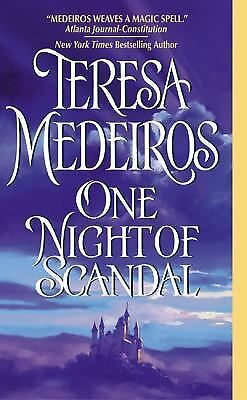 One Night of Scandal by Teresa Medeiros (2003, Paperback)