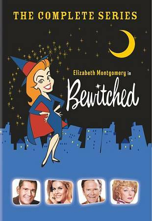 BEWITCHED COMPLETE SERIES DVD NEW SEALED OPERATION GRATITUDE DIRECT