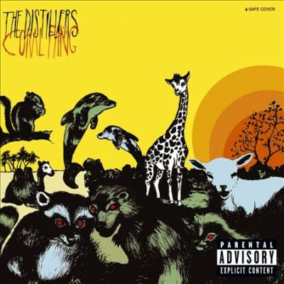 Coral Fang [Clean Cover] [PA] by The Distillers (CD,)Explicit content