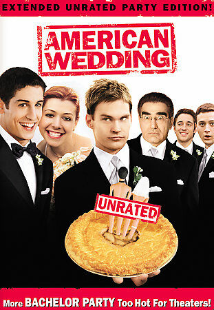 American Wedding (DVD 2004 Widescreen Unrated Extended Party Edition)