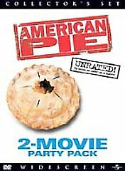 American Pie/American Pie 2 (DVD 2002 2-Disc Set) Very Good Condition