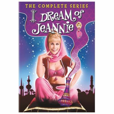 I DREAM OF JEANNIE COMPLETE SERIES DVD NEW SEALED OPERATION GRATITUDE