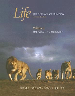 The Cell and Heredity by David Sadava, Gordon H. Orians, H. Craig Heller and...