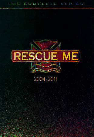 RESCUE ME COMPLETE SERIES DVD NEW SEALED OPERATION GRATITUDE