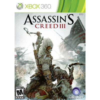 Assassin's Creed III  (Xbox 360, 2012, 2-Discs )