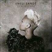 Our Version of Events by Emeli Sande' (CD, Jun-2012, Capitol) Brand New & Sealed