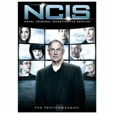 NCIS TENTH SECOND SEASON DVD NEW SEALED OPERATION GRATITUDE