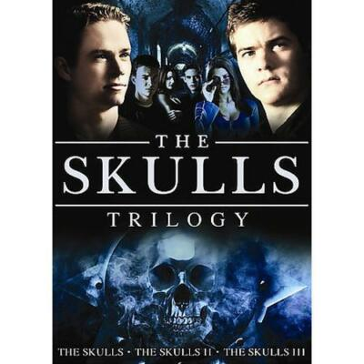 SKULL TRILOGY DVD NEW SEALED OPERATION GRATITUDE
