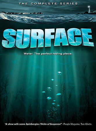 SURFACE THE COMPLETE SERIES DVD NEW SEALED OPERATION GRATITUDE