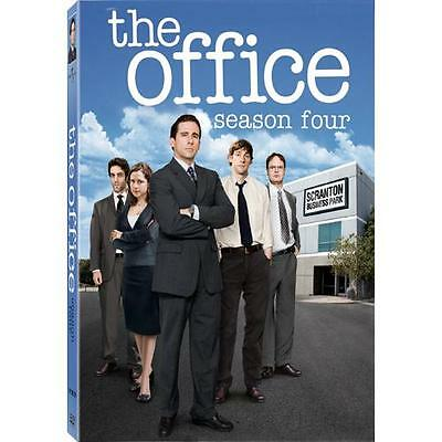THE OFFICE SEASON FOUR DVD NEW SEALED OPERATION GRATITUDE