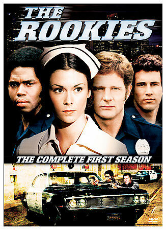 THE ROOKIES COMPLETE FIRST SEASON DVD NEW SEALED OPERATION GRATITUDE