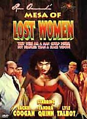 Mesa of Lost Women - NEW SEALED DVD