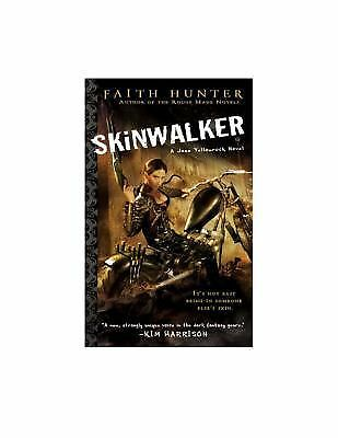 Skinwalker (Jane Yellowrock, Book 1) by Hunter, Faith