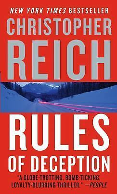 Rules of Deception by Christopher Reich (2009, Paperback)