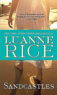 Sandcastles by Luanne Rice (2007, Paperback)