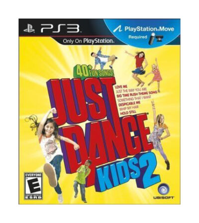 Just Dance Kids 2 - Playstation 3 by