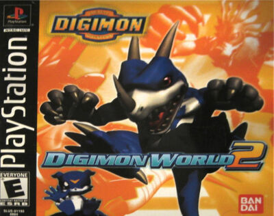 Digimon World 2 by SVG Distribution