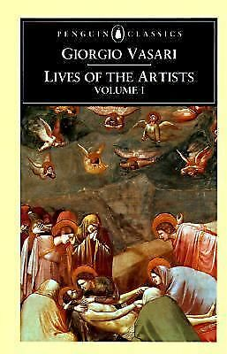 Lives of the Artists Vol. 1 by Giorgio Vasari (1988, Paperback, Revised)