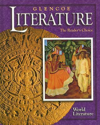 Glencoe Literature © 2002 World Literature : The Reader's Choice by McGraw-Hill