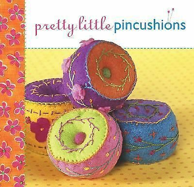 Pretty Little Pincushions (Pretty Little Series) by Lark Books