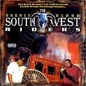 Southwest Riders [PA] by Various Artists (CD, Jul-1997, 2 Discs, Jive (USA))