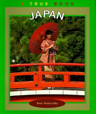 Japan (True Books: Countries) by Heinrichs, Ann