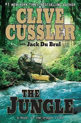 The Jungle 8 by Jack Du Brul and Clive Cussler (2011, Hardcover)
