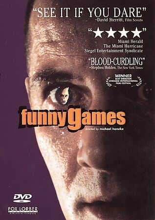 Funny Games (DVD, 2000)