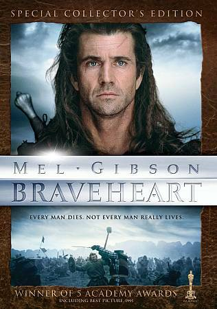 Braveheart (DVD, 2007, Special Collector's Edition)
