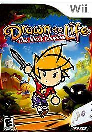 Drawn to Life: the Next Chapter - Nintendo Wii by THQ